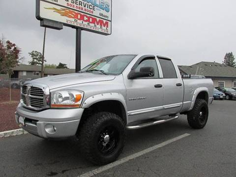 2006 Dodge Ram Pickup 3500 for sale in Albany, OR