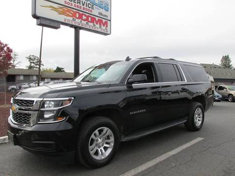 2017 Chevrolet Suburban for sale in Albany, OR
