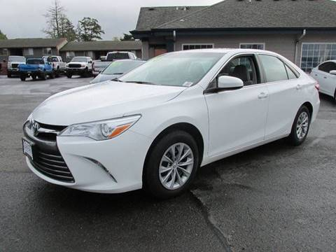 2017 Toyota Camry for sale in Albany, OR