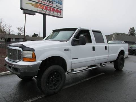 Ford F Super Duty For Sale Carsforsalecom - 2001 ford