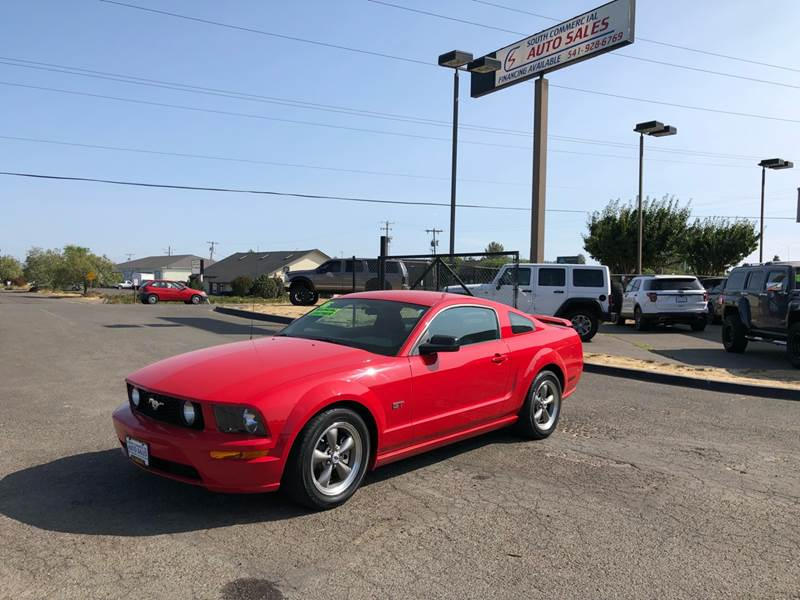 Ford Mustang Gt Premium Dr Fastback Albany Or