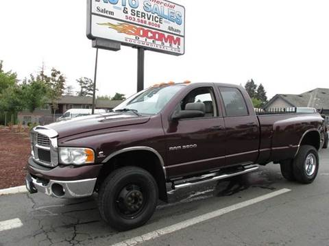 2005 Dodge Ram Pickup 3500 for sale in Albany, OR