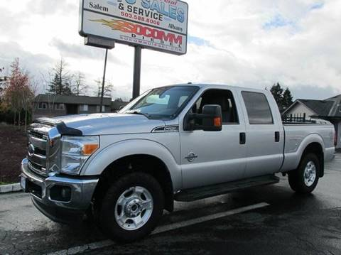 2014 Ford F-250 Super Duty for sale at South Commercial Auto Sales in Albany OR