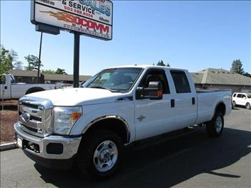 2013 Ford F-350 Super Duty for sale at South Commercial Auto Sales in Albany OR
