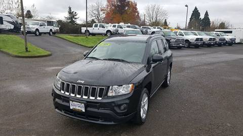 2011 Jeep Compass for sale at South Commercial Auto Sales in Albany OR