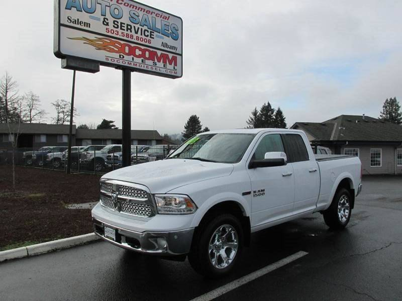 2015 RAM Ram Pickup 1500 for sale at South Commercial Auto Sales in Albany OR
