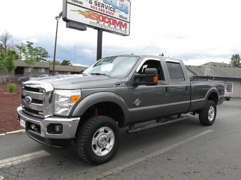 2011 Ford F-350 Super Duty for sale at South Commercial Auto Sales in Albany OR