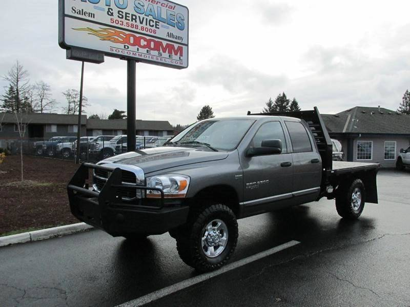 2006 Dodge Ram Pickup 2500 for sale at South Commercial Auto Sales in Albany OR