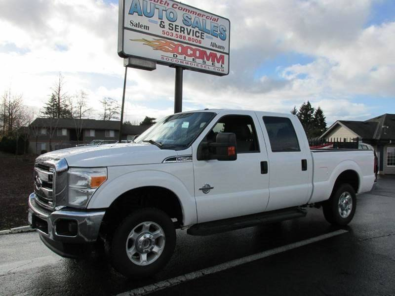 2012 Ford F-250 Super Duty for sale at South Commercial Auto Sales in Albany OR