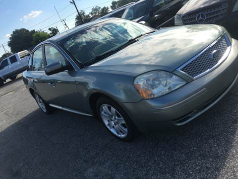 2007 Ford Five Hundred for sale in Greenville, SC