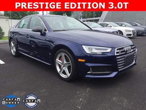2018 Audi S4 for sale in Latham, NY