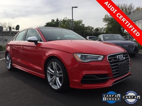 2016 Audi S3 for sale in Latham, NY