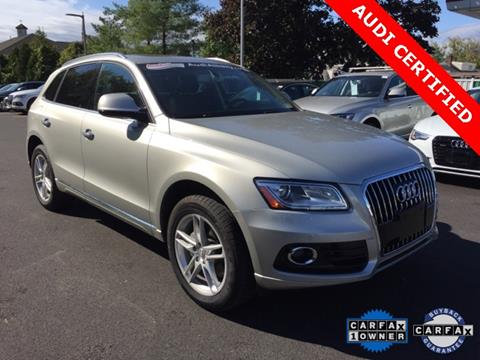 2017 Audi Q5 for sale in Latham, NY