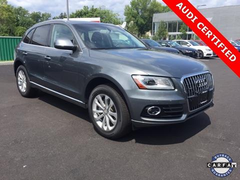 2015 Audi Q5 for sale in Latham, NY
