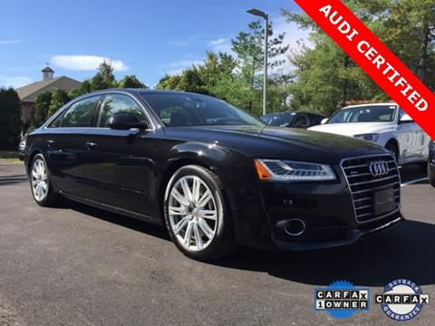 2016 Audi A8 L for sale in Latham, NY
