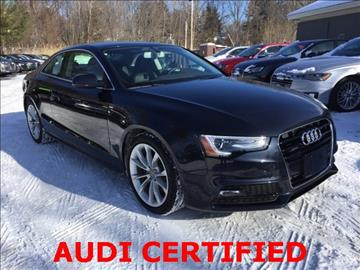2014 Audi A5 for sale in Latham, NY