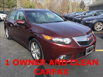 2011 Acura TSX Sport Wagon for sale in Latham, NY