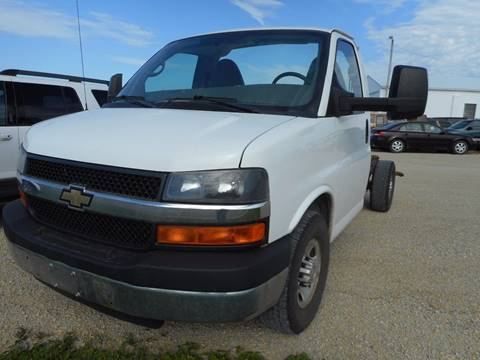 2012 Chevrolet Express Cutaway for sale in Eyota, MN