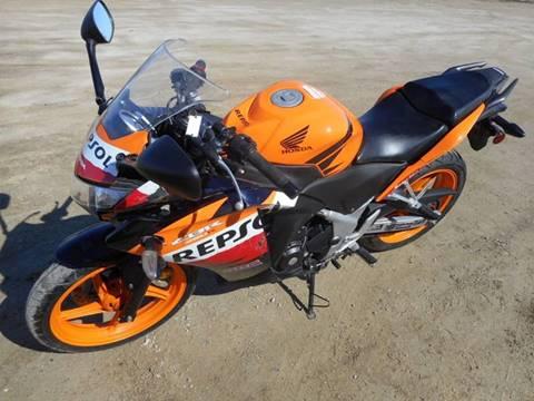 2013 Honda CBR250R for sale in Eyota, MN