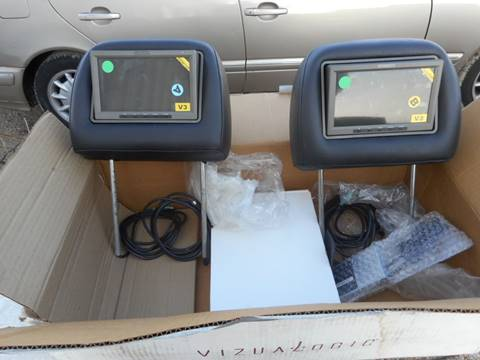 OEM Dodge Headrest Video Players for sale in Eyota, MN