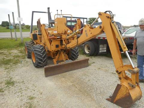 2000 Case IH  660  Trencher for sale in Eyota, MN