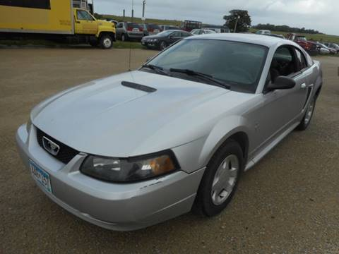 2001 Ford Mustang for sale in Eyota, MN