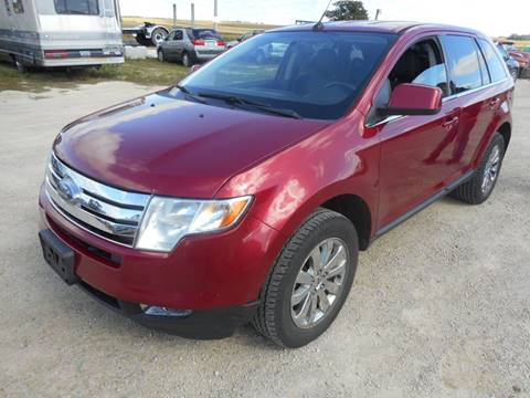 2008 Ford Edge Limited for sale at DAHL TRUCKS in Eyota MN