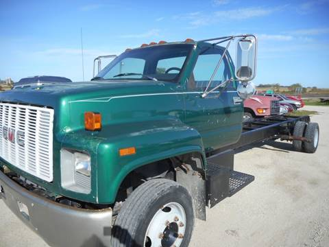 1994 GMC C7500 Topkick Cab& Chassis for sale at DAHL TRUCKS in Eyota MN