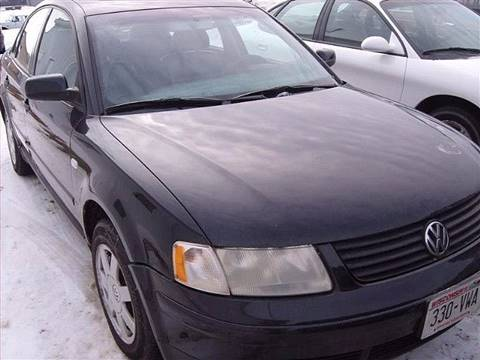 1999 Volkswagen Passat for sale in Eyota, MN