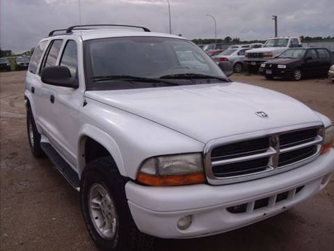 2002 Dodge Durango for sale in Eyota, MN