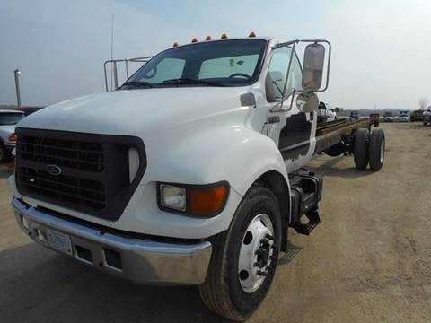 2001 Ford F-650 Super Duty for sale in Eyota, MN
