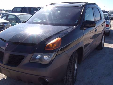 2001 Pontiac Aztek for sale in Eyota, MN