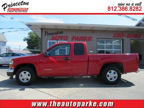 2004 Chevrolet Colorado for sale in Princeton, IN