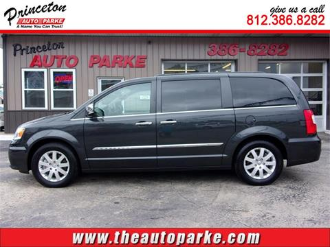 2012 Chrysler Town and Country for sale in Princeton, IN