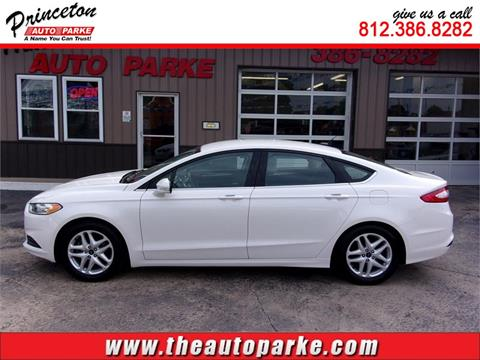 2016 Ford Fusion for sale in Princeton, IN