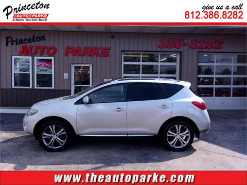 2009 Nissan Murano for sale in Princeton, IN