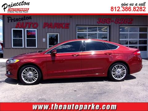 2014 Ford Fusion for sale in Princeton, IN