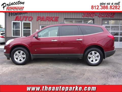 2010 Chevrolet Traverse for sale in Princeton, IN