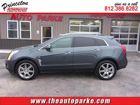 2010 Cadillac SRX for sale in Princeton, IN