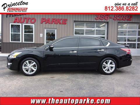 2014 Nissan Altima for sale in Princeton, IN