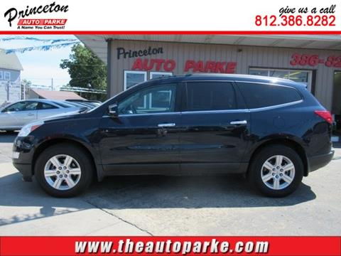 2011 Chevrolet Traverse for sale in Princeton, IN