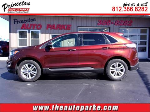 2015 Ford Edge for sale in Princeton, IN