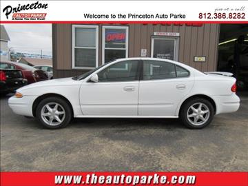 2001 Oldsmobile Alero for sale in Princeton, IN
