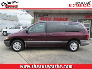 1999 Plymouth Grand Voyager for sale in Princeton, IN