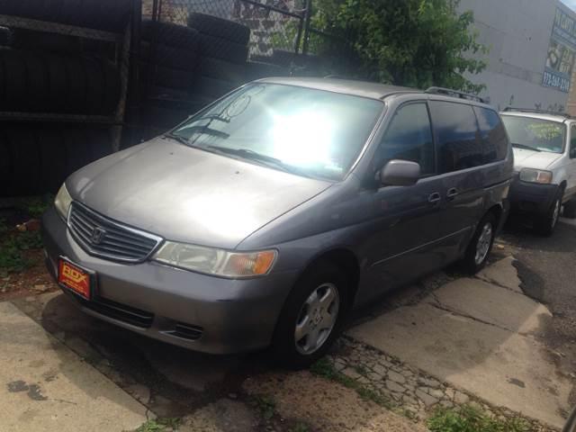 09efc5cd76 2000 Honda Odyssey 4dr EX Mini-Van w Navi In Newark NJ - ADX Auto Sales