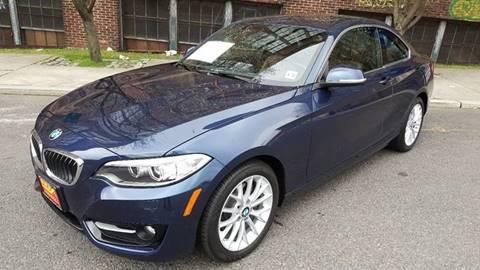 2016 BMW 2 Series for sale in Newark, NJ