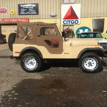 1979 Jeep CJ-5 for sale in Jonesboro, AR