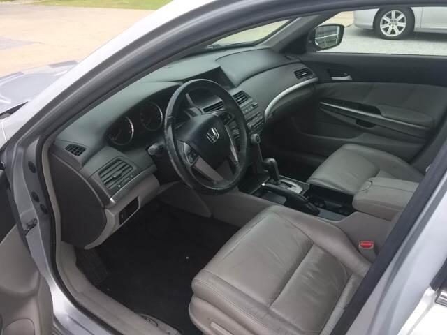 2008 Honda Accord EX-L V6 4dr Sedan 5A - New Iberia LA