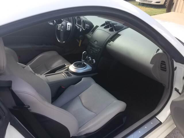 2006 Nissan 350Z Grand Touring 2dr Coupe (3.5L V6 5A) - New Iberia LA
