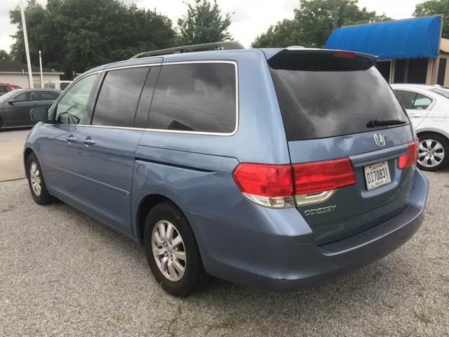 2008 Honda Odyssey EX-L 4dr Mini-Van - New Iberia LA